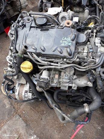 Motor RENAULT LAGUNA 2.0L dCi 178 CV - M9R816