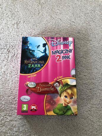 2 pak gier Disney-Księżniczka / gry
