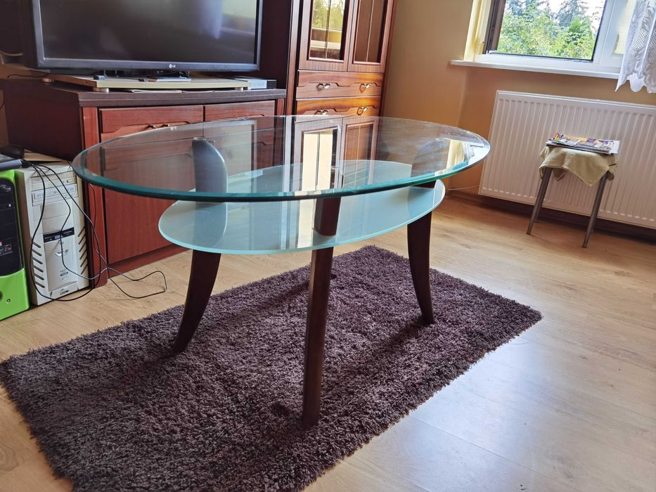 stolik kawywy szklany Przeźmierowo - image 1