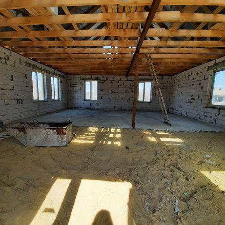 продам новый дом Кобыщаны 120 м.кв.