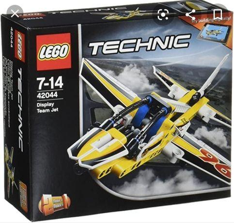 42044 lego technic 2 w 1 odrzutowiec