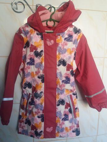 Плащ-куртка для дівчинки