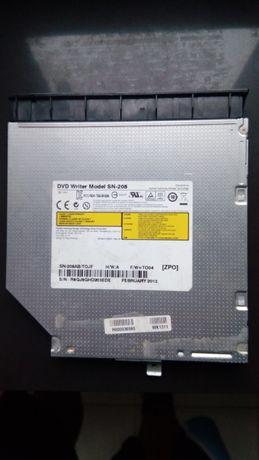 Czytnik nagrywarka DVD do laptopów / notebook