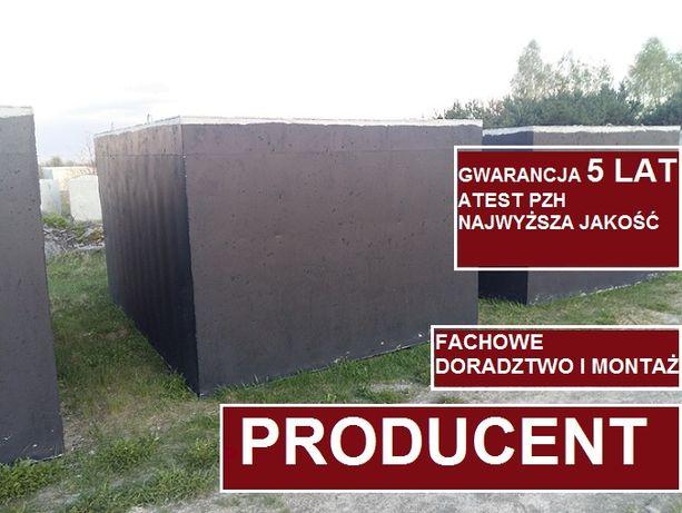 Szambo Garwolin, Kock 4,5,6,8,10,12m - Solidne od Producenta na scieki
