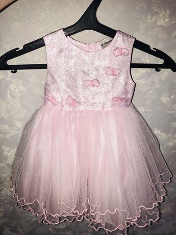 Платье для принцессы, платье на годик, платье для девочки, плаття