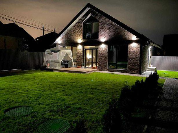 Дом из баварской кладки 100м2 (дуплекс)