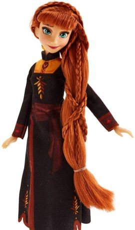 Lalka Anna Frozen Disney