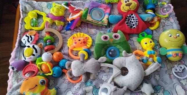 Witam. Mam do sprzedania zabawki dla niemowląt