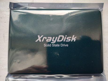 Диск ноутбук ссд ssd 120 240gb xray