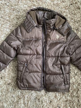 Куртка Polo 7-8 років оригінал