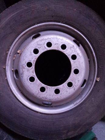 Диски колесные 17.5 прицепные на 10 отверстий