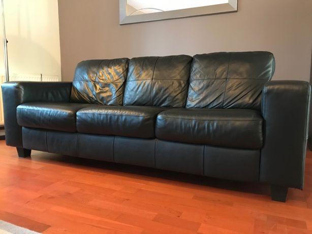 sofa 3 osoba skóra