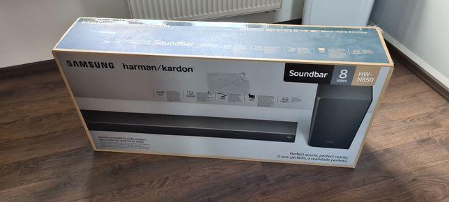 Soundbar SAMSUNG HW-N850 5.1.2 ,  Dolby Atmos Harman Kardon.Gwarancja