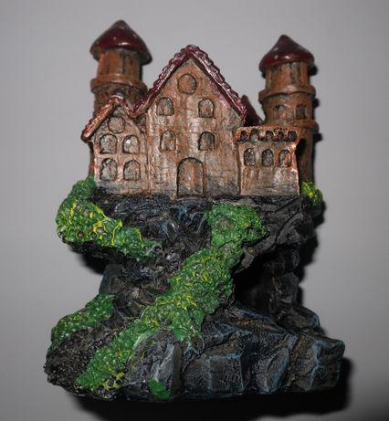 Zamek do akwarium