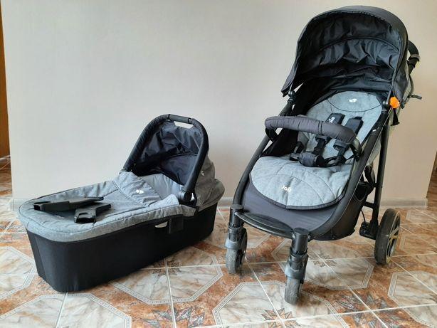 Wózek spacerowy Joie Litetrax 4 plus gondola