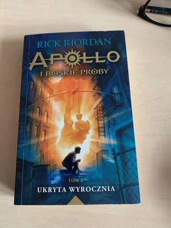 Apollo i boskie próby Rick Riordan