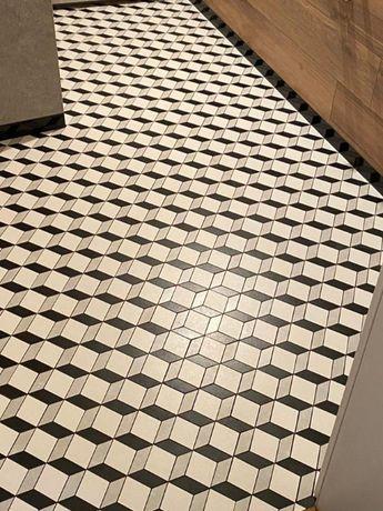 Mozaika podłogowa Tubądzin Barcelona 2A