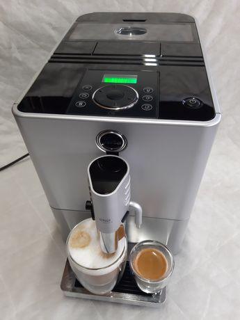 Jura ENA Micro 9 SILVER One Touch latte cappuccino espresso