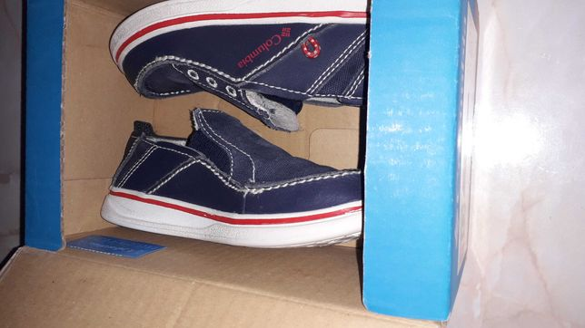 Продам обувь мокасины Columbia