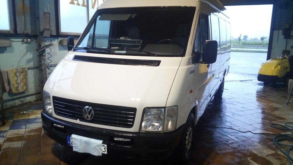 VW lt 35 maxi max Webasto 7 osób Białogard - image 1