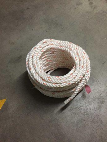 Corda em Polipropileno  22 mm de diâmetro e 50 metros de comprimento