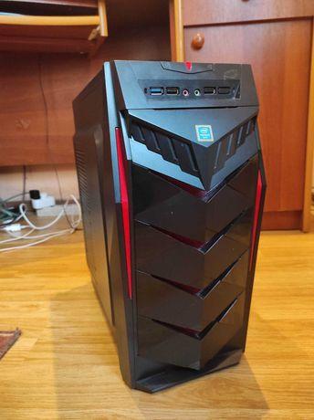 Системный блок GTX 1050 Ti 4GB, SSD 480ГБ, ОЗУ 8ГБ, Проц-3.7 гц.