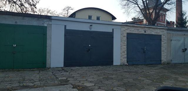 Garaż Celulozowa 26m2