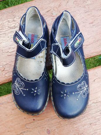 Дуже гарні, м'які та зручні туфельки для дівчинки дівчинки, розмір 29