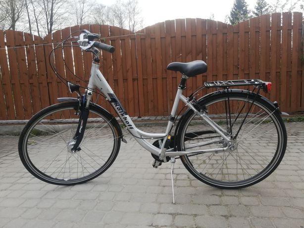Rower Damka Kalkhoff Agattu 7 biegów koła 28