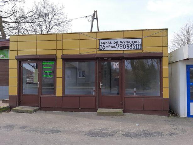 Lokal do wynajęcia Płoty -35 m2 -WC !