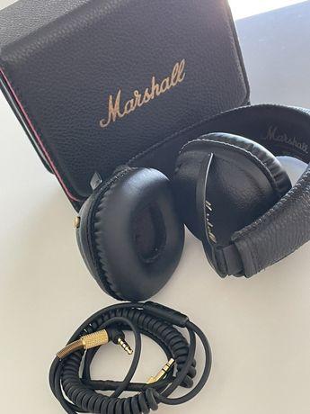 Auscultadores Marshall Mid ANC Bluetooth Pretos
