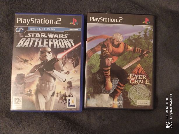 2 Gry do PS2: Star Wars Battlefront, Ever Grace