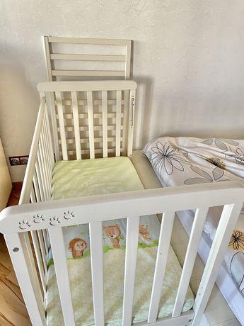 Кроватка Верес Соня с ящиком