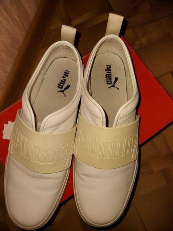 Кроссовки Puma White  44 размер