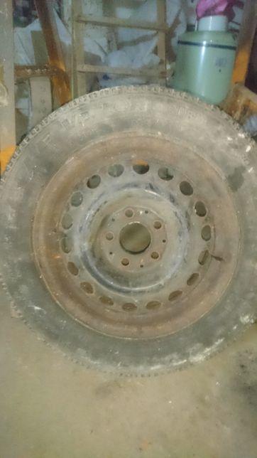 Запасне колесо R15 185*65