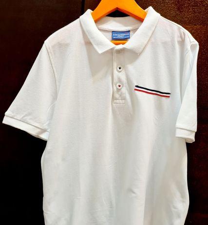 Koszulka polo Coccodrillo rozm.146 JAK NOWA!