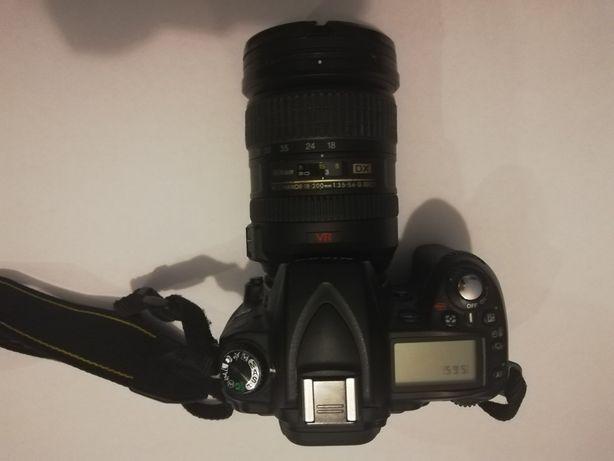 Aparat cyfrowy Nikon D90