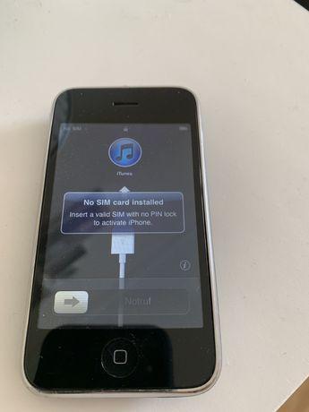 Antigo Iphone 16GB & Blackberry Bold (SIM Bloqueados)