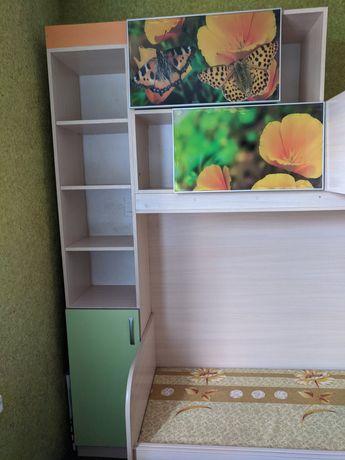 Двох ярусна кровать