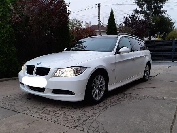BMW e91 2.0d import AUTOMAT