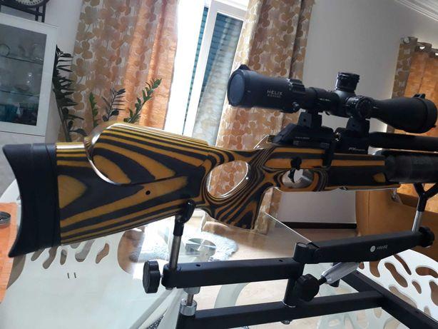 Carabina Pcp arma completamente nova