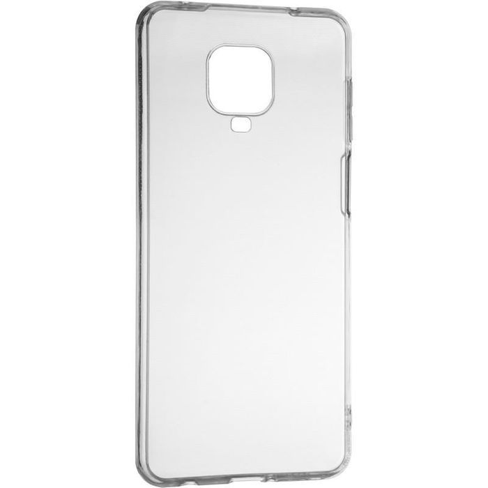 Ultra Thin Air Case for Xiaomi Redmi Note 9s Transparent