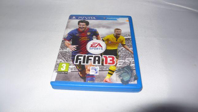 Gra do PS Vita Fifa 13 PSVita Playstation