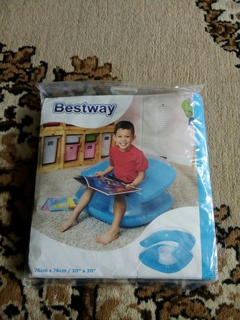 Продам кресло надувное детское