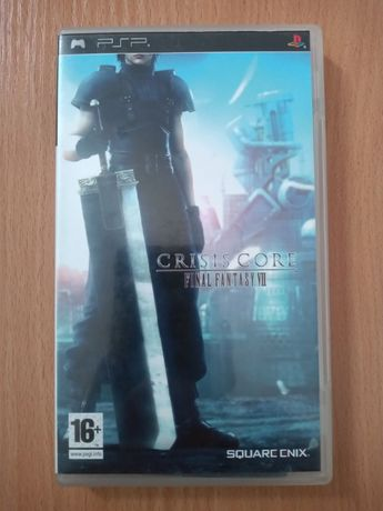 Gra PSP Crisis Core - Final Fantasy VII