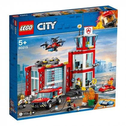 Lego 60215 City Light&Sound Лего Сити оригинал