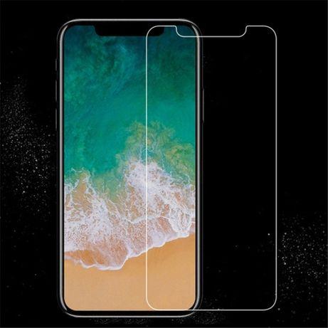 Película de vidro temperado Frente para Iphone 6, 7, 8, X, Xs e 11