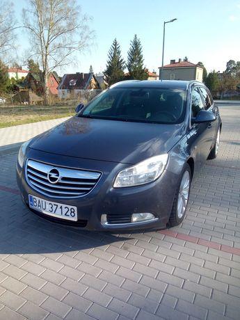 Opel Insignia Zamiana