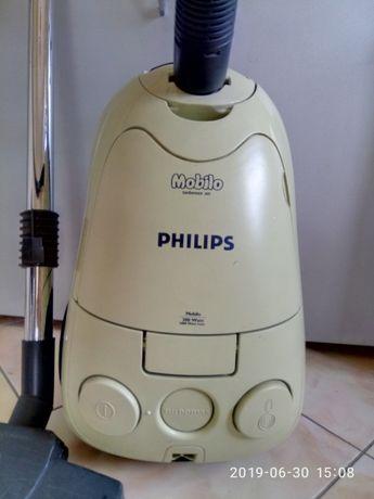 Пылесос Philips б/у