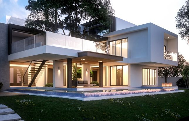 Projectos de arquitetura | Modelagem 3D | Imagens 3D | Renderização